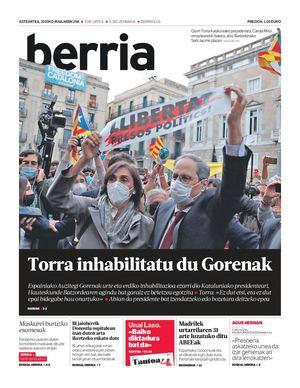 BERRIA / 2020-09-29