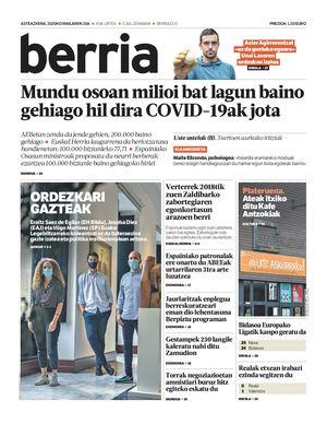 BERRIA / 2020-09-30
