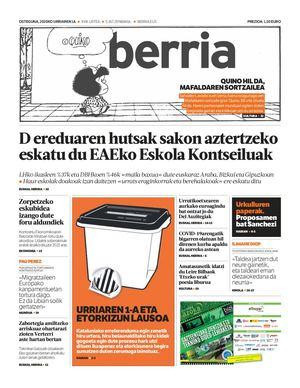 BERRIA / 2020-10-01