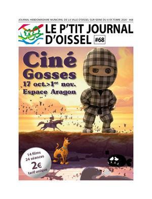 Le P'tit journal d'Oissel #68