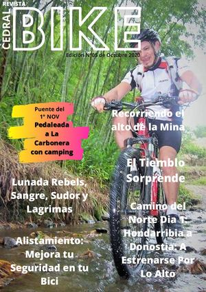 Cedralbike N°5 Oct 2020