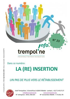 Trempoline Info n° 23 - sept-oct 2020