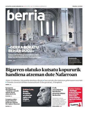 BERRIA / 2020-10-13