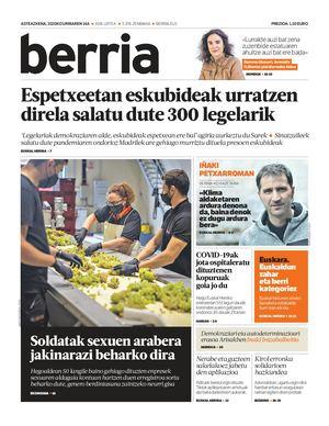 BERRIA / 2020-10-14