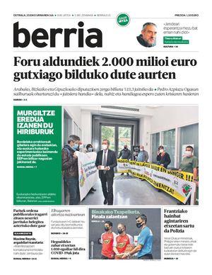 BERRIA / 2020-10-16