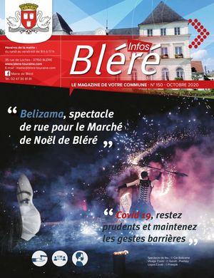 bléré infos 150 - octobre 2020