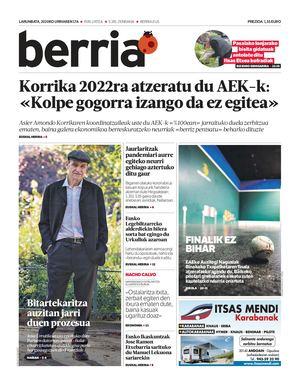 BERRIA / 2020-10-17