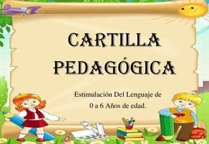 Cartilla Pedagogíca