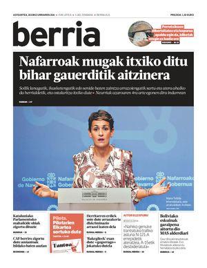 BERRIA / 2020-10-20