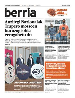 BERRIA / 2020-10-21