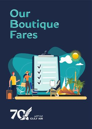 Gulf Air Branded Fares Brochure Oct 2020