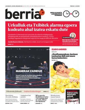 BERRIA / 2020-10-24