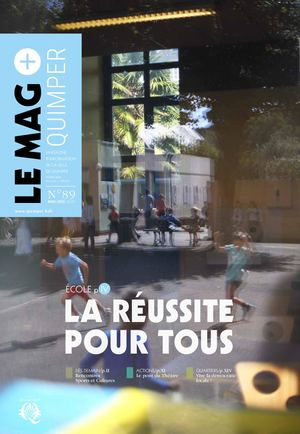 Le Mag+ Quimper n°89 - nov/dec 2020