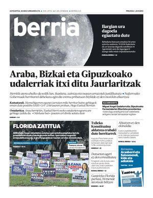 BERRIA / 2020-10-27