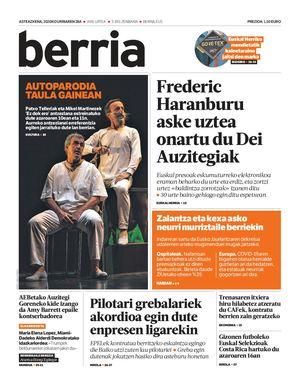 BERRIA / 2020-10-28