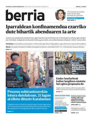 BERRIA / 2020-10-29