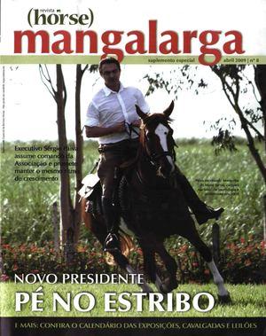 Mangalarga - Edição 8