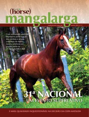 Mangalarga - Edição 11