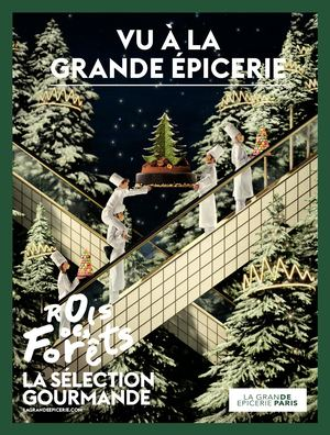 Catalogue Noël - La Grande Epicerie de Paris 2020