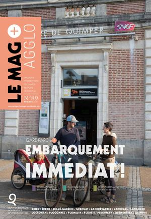 Le Mag+ Agglo n°89 - nov/dec 2020