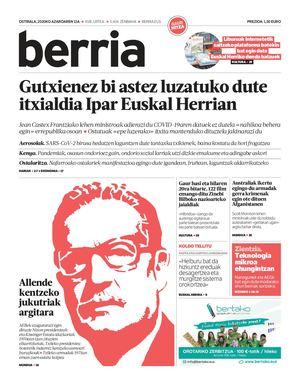 BERRIA / 2020-11-13