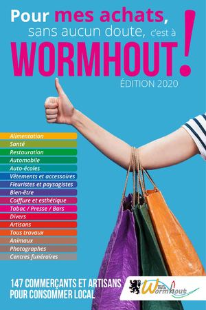 Wormhout Livret Commerçants