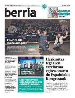 BERRIA / 2020-11-20