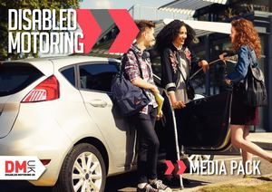 Disabled Motoring UK Media Pack 2020