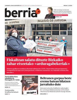 BERRIA / 2020-11-21