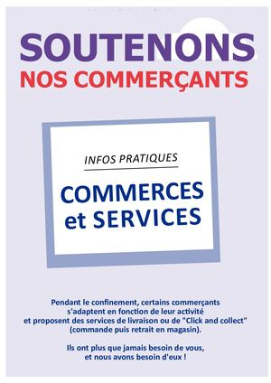 Liste Commercants Calameo