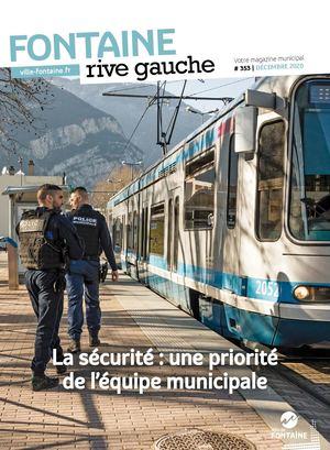 Fontaine Rive Gauche 353 Decembre 2020