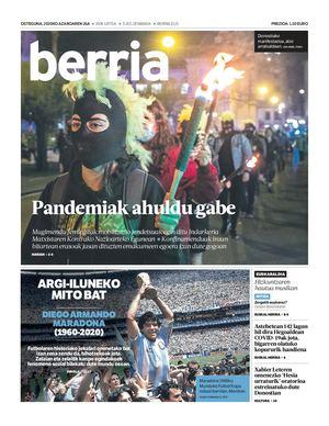 BERRIA / 2020-11-26