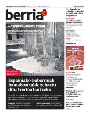 BERRIA / 2020-11-28
