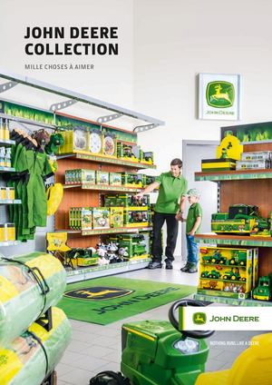 Catalogue Collection 2020 John Deere