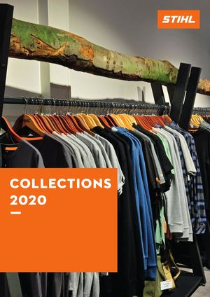 Catalogue Bandshop 2020 Stihl