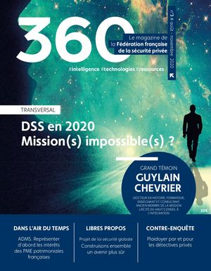 360 #3 Novembre 2020 - DSS en 2020, Mission(s) impossible(s) ?