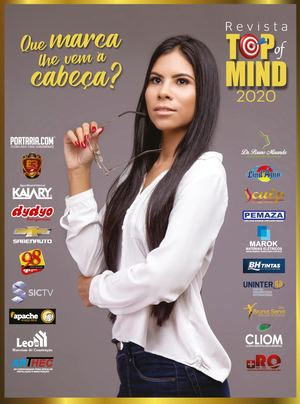 Revista Top Of Mind 2020