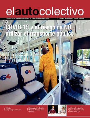 El AutoColectivo Edición N° 628