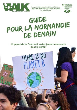 Walk the Global Walk - Rapport de la Convention des jeunes normands pour le climat - 20202020