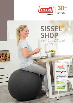 Catalogue SISSEL France 2021