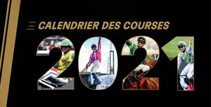 Calendario De Carreras 2.021 France Galop