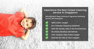 Singapore Carpet Cleaning Services