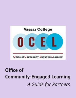 Information For Partners, Office of Community-Engaged Learning