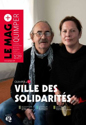 Le Mag+ Quimper n°90 - jan/fév 2021