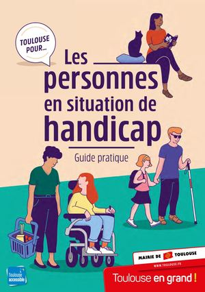 Personnes en situation de handicap - Guide pratique