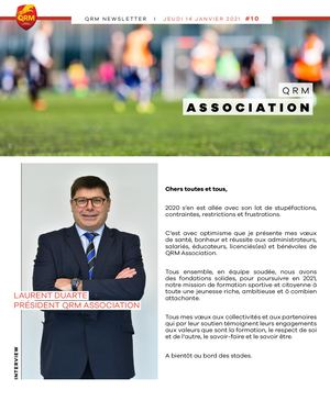 Association : Newsletter n°10