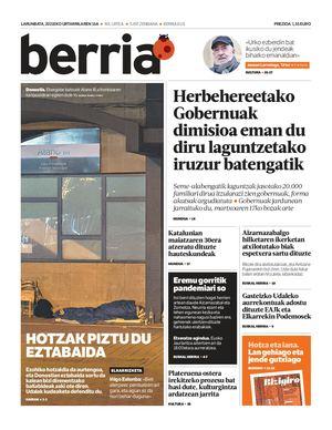 BERRIA / 2021-01-16