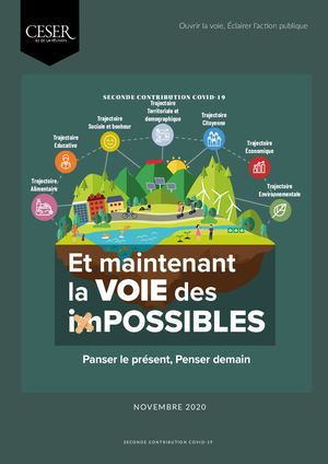 Et maintenant, la voie des (im)possibles - Seconde contribution COVID 2