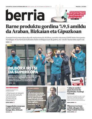 BERRIA / 2021-01-19