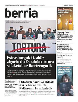 BERRIA / 2021-01-20